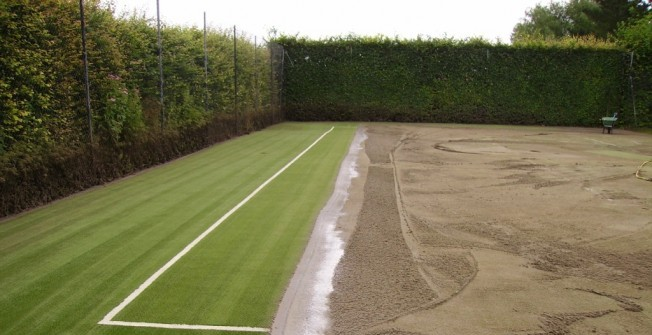 Maintaining Tennis Surfaces in Cornwall