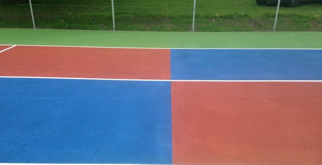 Tennis Facility Accessories in Neath Port Talbot