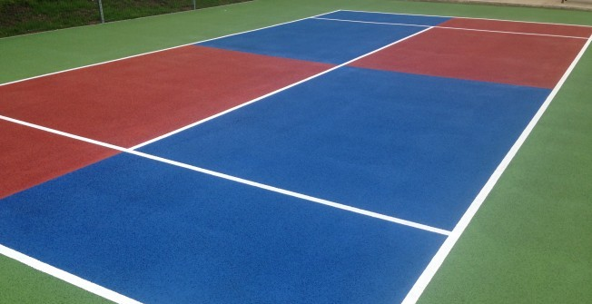 Sports Surface Painting