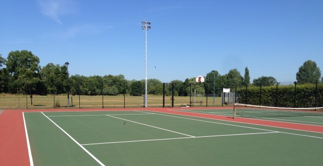 Tennis Court Equipment in Neath Port Talbot