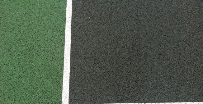 Sport Surface Dimensions in Abbots Bickington