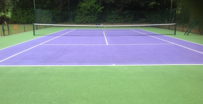 Tennis Surfacing Contractors in Cornwall