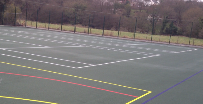 MUGA Court Upgrade