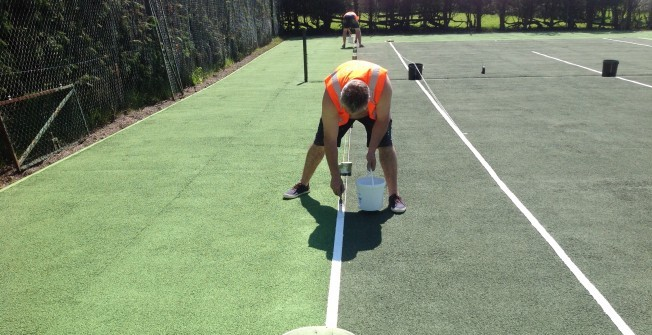 Line Marking Specialists in Falkirk