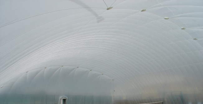 Inflatable Sports Bubble in Banbridge