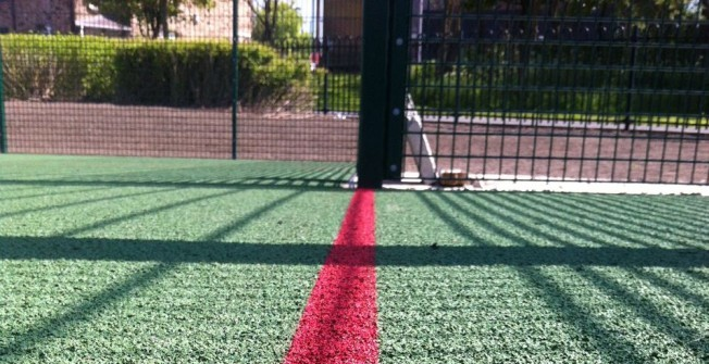 Polymeric Rubber Surfaces in Abergorlech